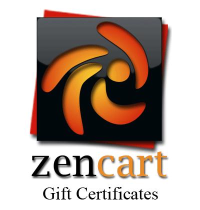 ZenCart Gift Certificates