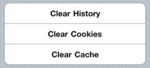 How To Clear Cache