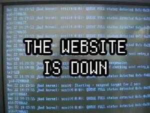 Is my website down?