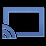 chrome cast icon