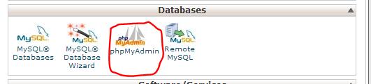 transferring databases
