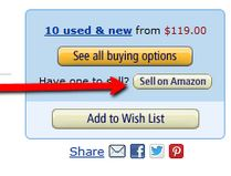 Add a product on Amazon