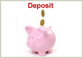 Amazon Deposit Method