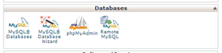 Downloading a Database