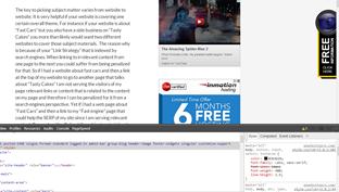 Custom Work Editing CSS