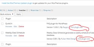 how to install a plugin wordpress CMS