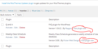 how to install a plugin wordpress CMS