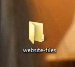 install a module with filezilla
