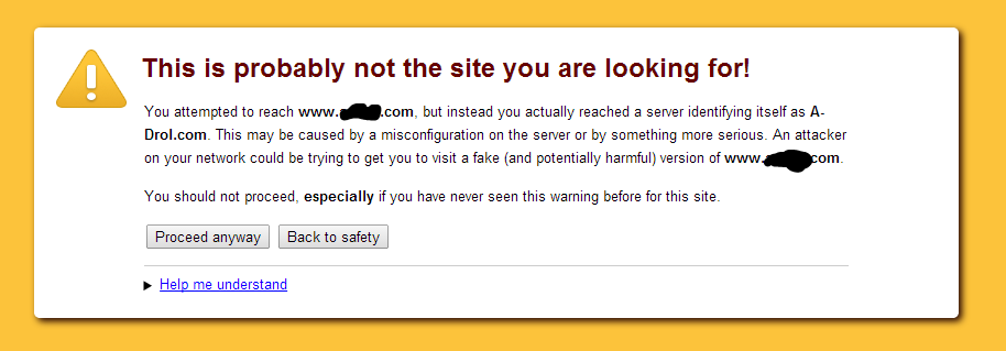 Finding the Non-Secure Item on Your Website