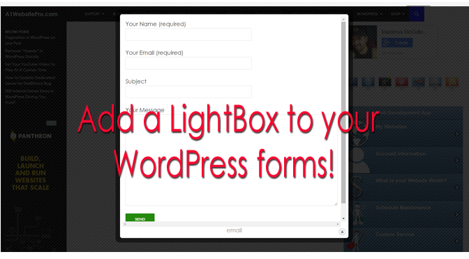 lightbox-for-wordpress-forms