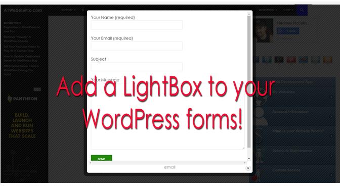 lightbox-for-wordpress-forms