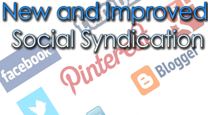 Social Syndication Plugin WordPress SNAP is the Best