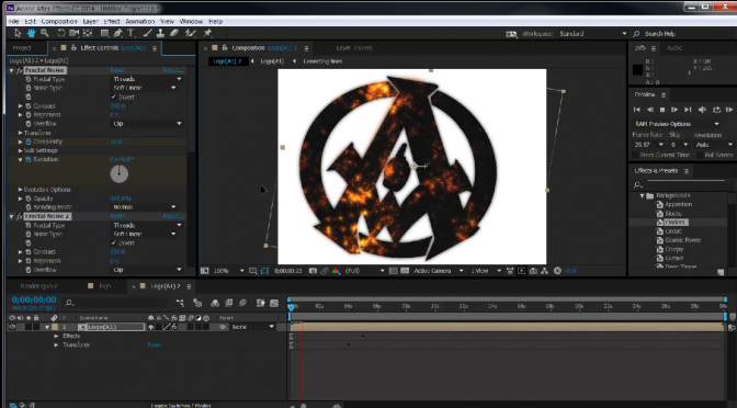 Beginners Guide to Using Adobe After Effects