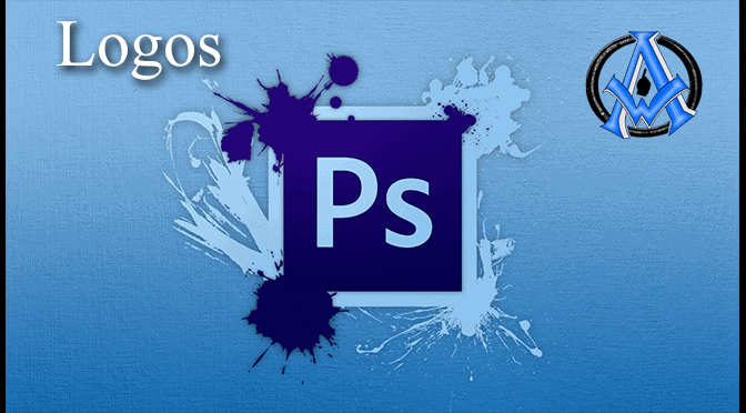 logo creation in photoshop