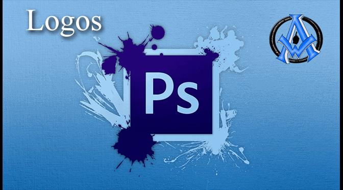 logo creation in photoshop