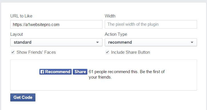 Facebook Like Box DEPRECATED Here Is A Solution
