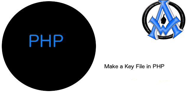 Make a Config.php file to connect to MySql Database