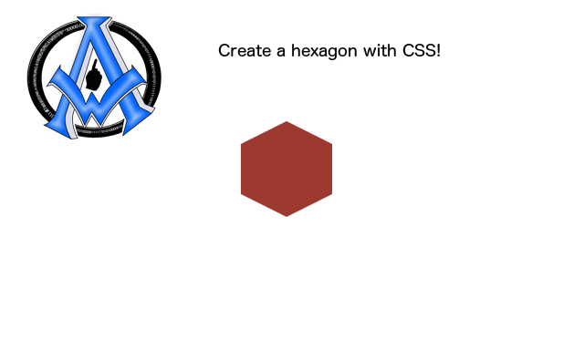 create-a-hexagon-with-css