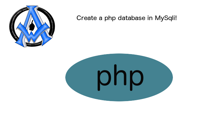 create-a-php database-with-mysqli