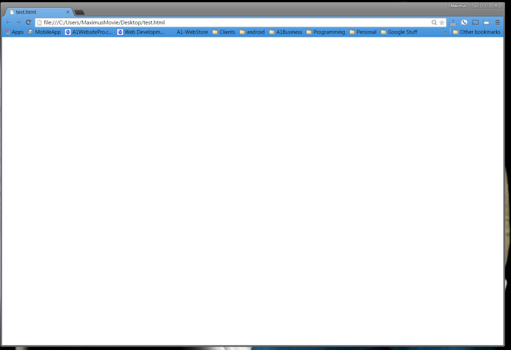 html basics browser window
