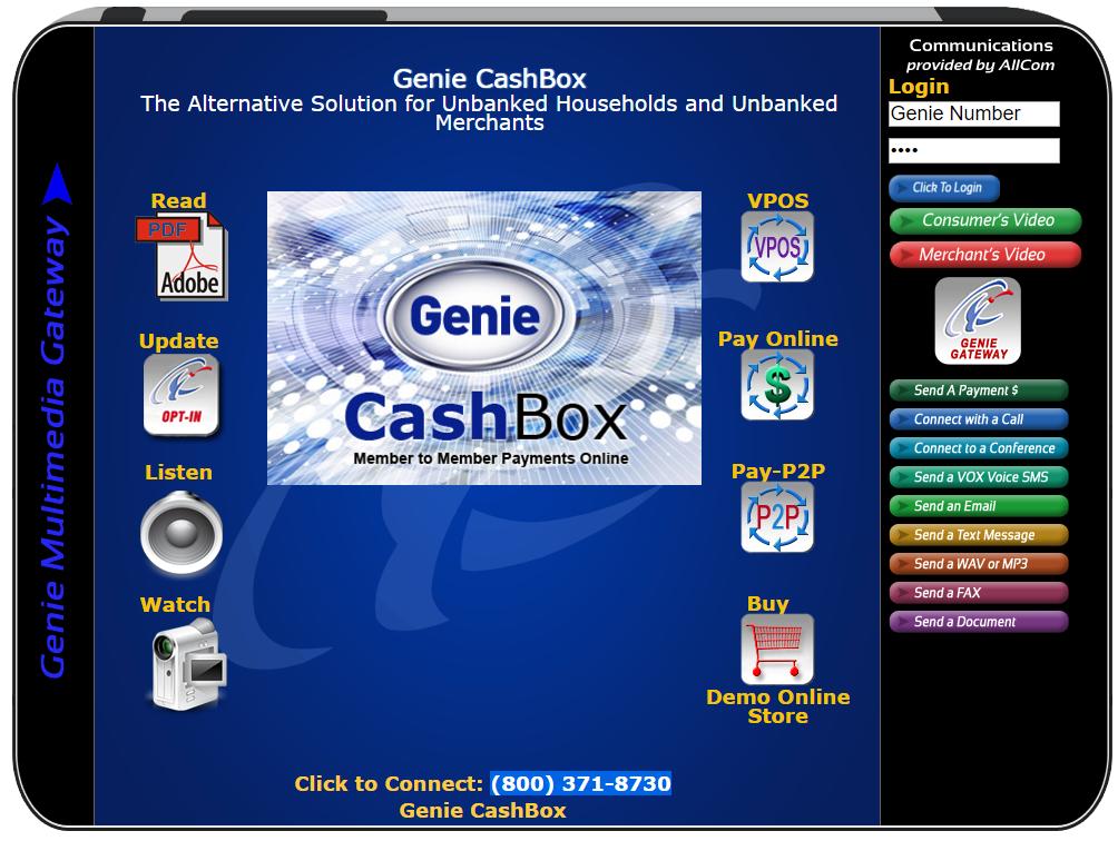 Genie Woocommerce Payment Processor Plugin 2