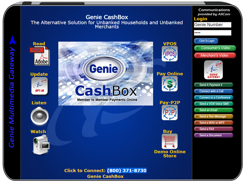 Genie Woocommerce Payment Processor Plugin 2