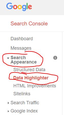 Data Highlighter