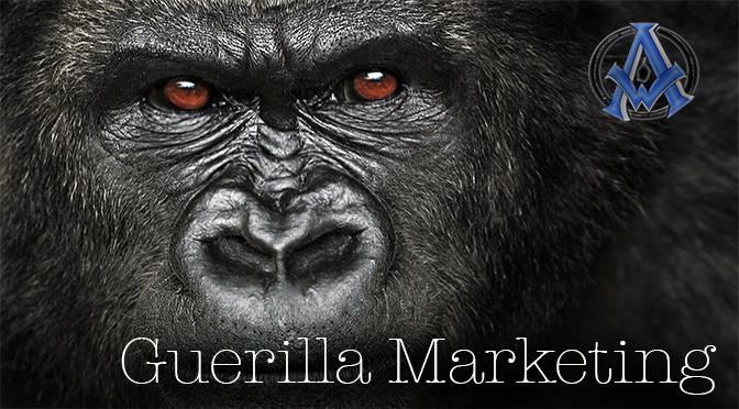 Marketing Guerilla Style