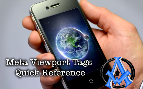 Viewports for Mobile Header Tags Quick Reference