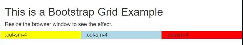 3 Column Grid Layout