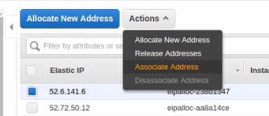 Associate Address