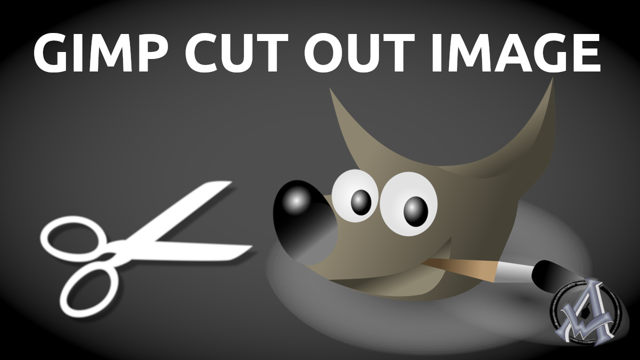 GIMP CUT OUT IMAGE | BEGINNERS GUIDE TO GIMP GRAPHICS SOFTWARE | EDIT PHOTOS | Square Selection Tool