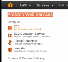 Set Up Instance In Amazon