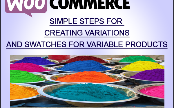 How to edit attributes and variations in woocommerce variable product listings