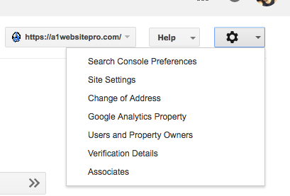 Select Users and Property Owners
