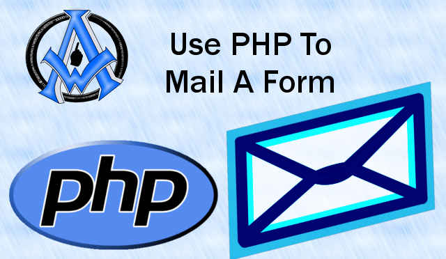 use-php-to-mail-a-form
