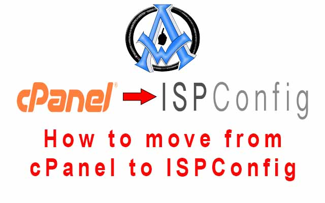 How To Go From cPanel To ISPConfig