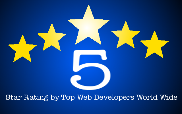 5-star-rating-by-top-web-developers-worldwide