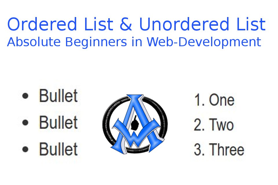 ordered-list-unordered-list-beginner-web-development