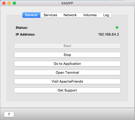XAMPP TESTING THE LOCAL SERVER ENVIRONMENT