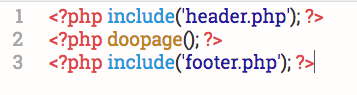 examples of clean code