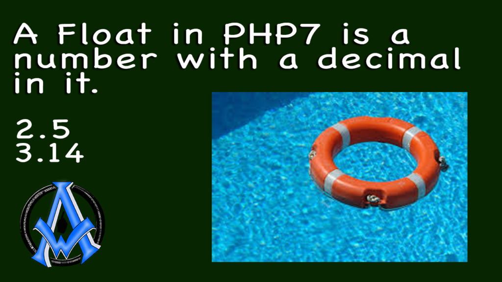 float-is-a-number with a decimal in it in PHP7