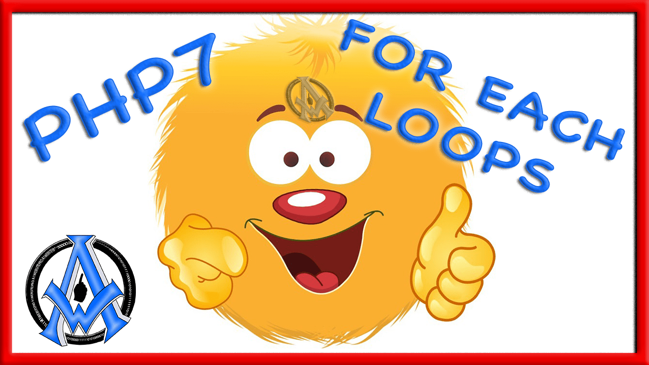 Php 7 For Loop Foreach Loop Simple Explanations