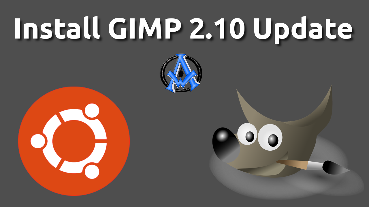 install gimp 2.10